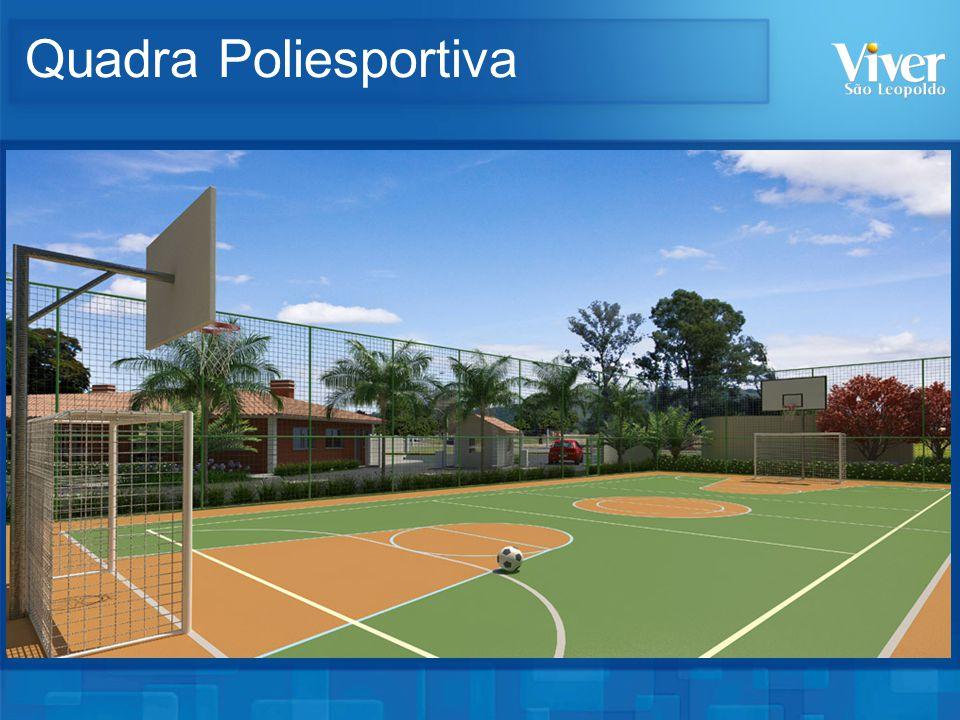 Quadra Poliesportiva