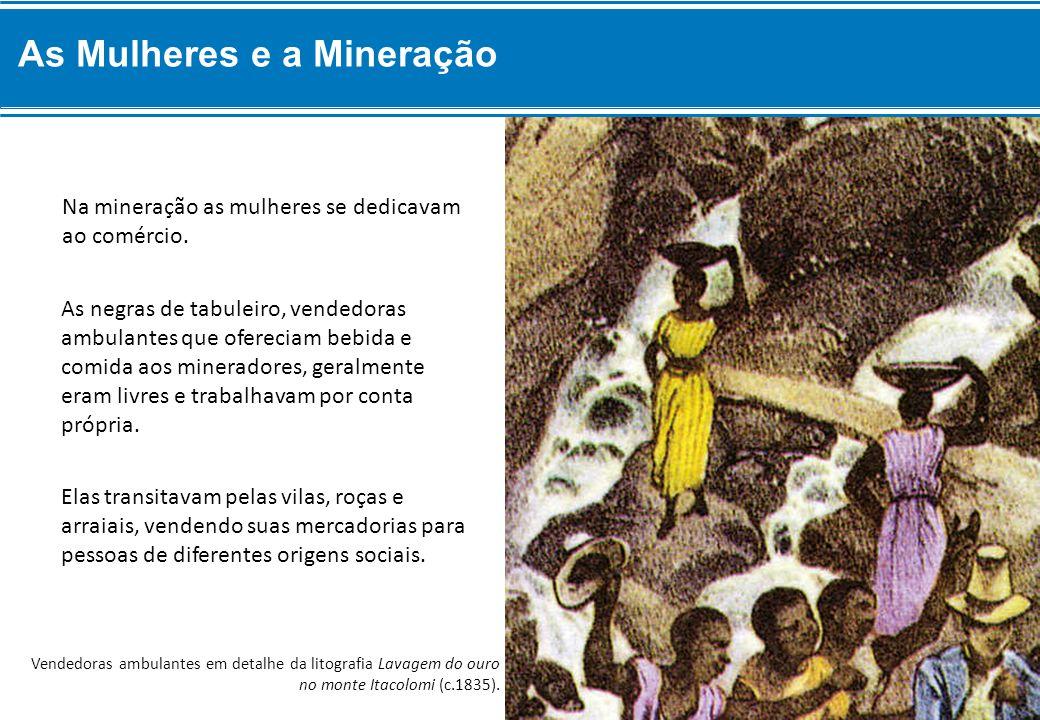 As Mulheres e a Mineração