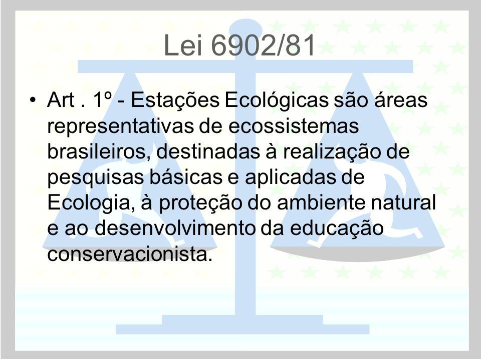 Lei 6902/81