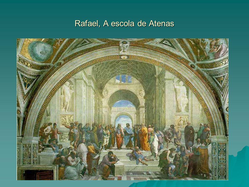 Rafael, A escola de Atenas