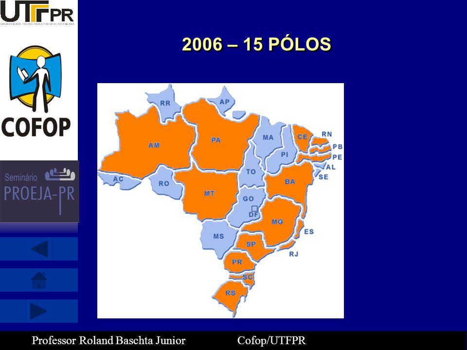 2006 – 15 PÓLOS
