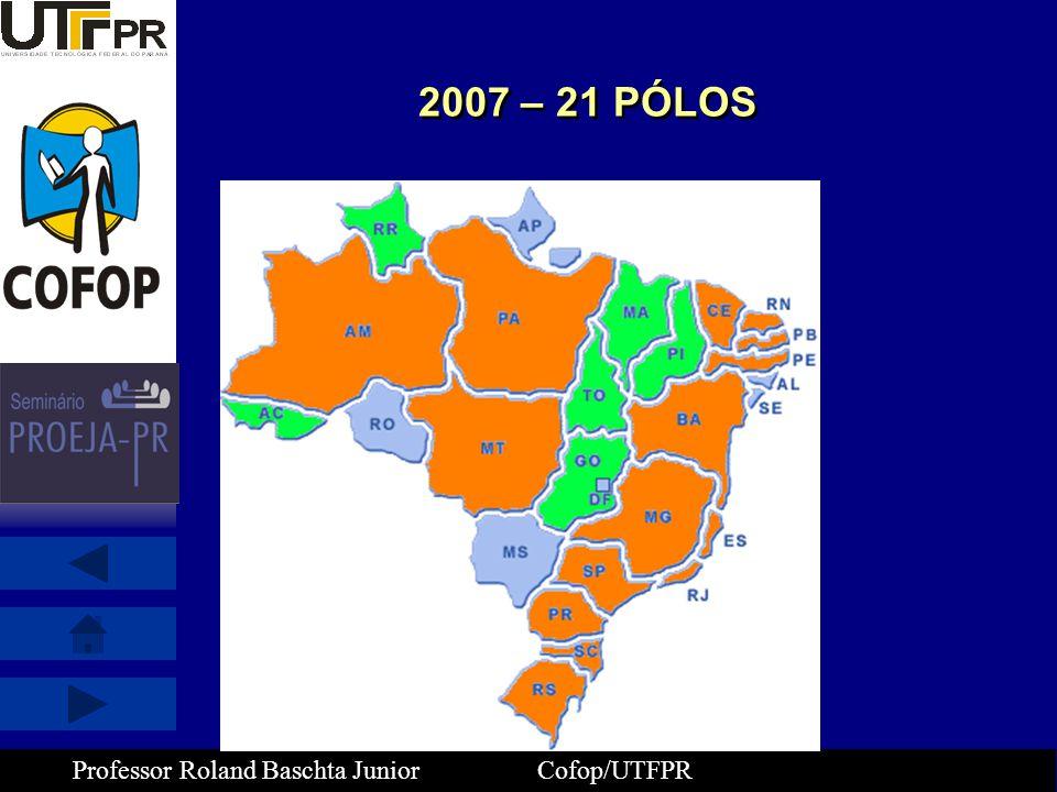 2007 – 21 PÓLOS