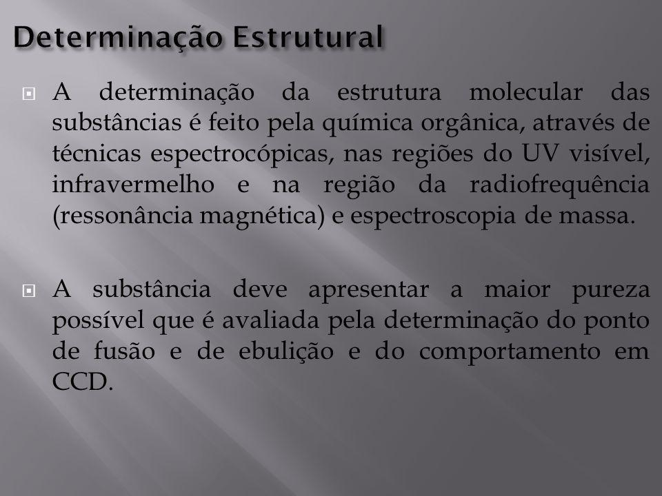 Determinação Estrutural