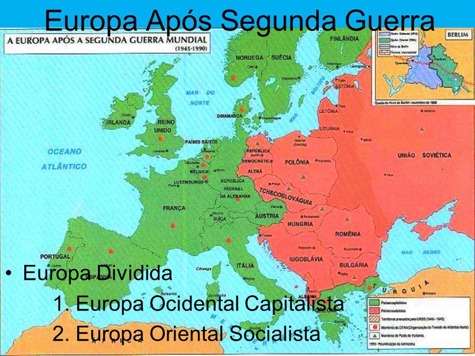 Europa Após Segunda Guerra