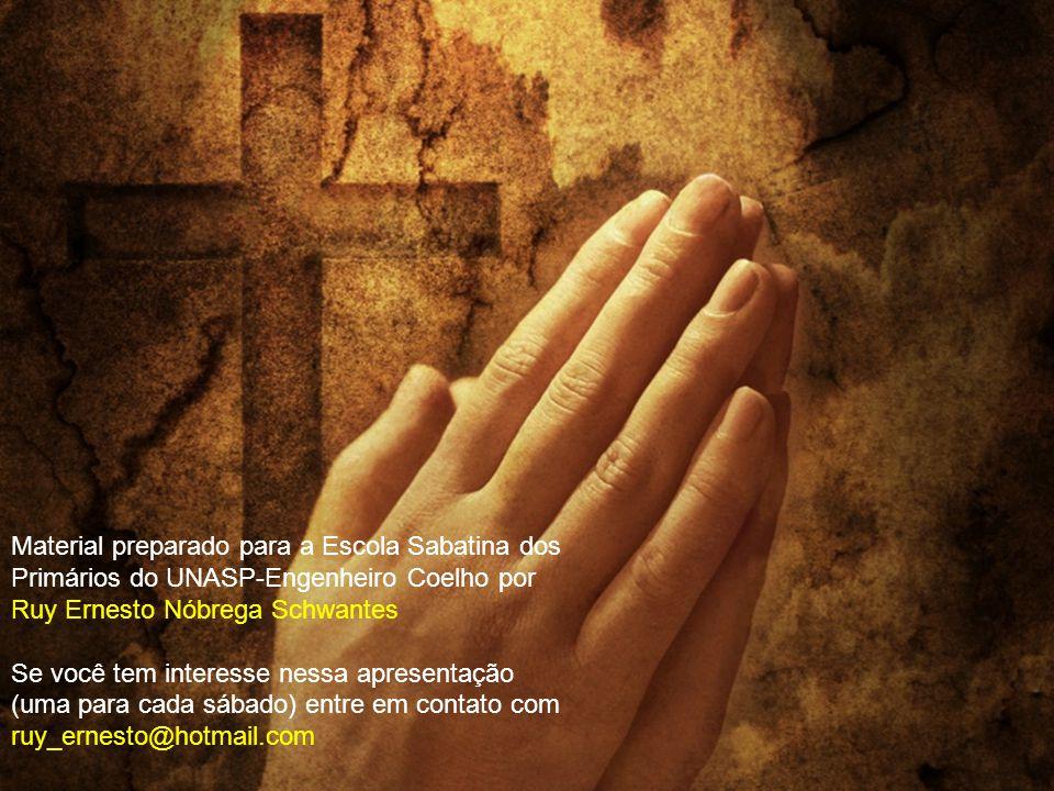 Material preparado para a Escola Sabatina dos Primários do UNASP-Engenheiro Coelho por