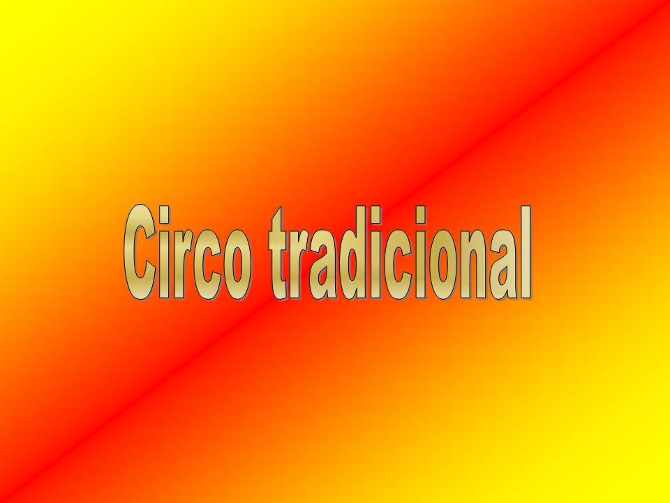 Circo tradicional