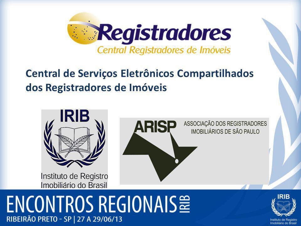Central de Serviços Eletrônicos Compartilhados dos Registradores de Imóveis