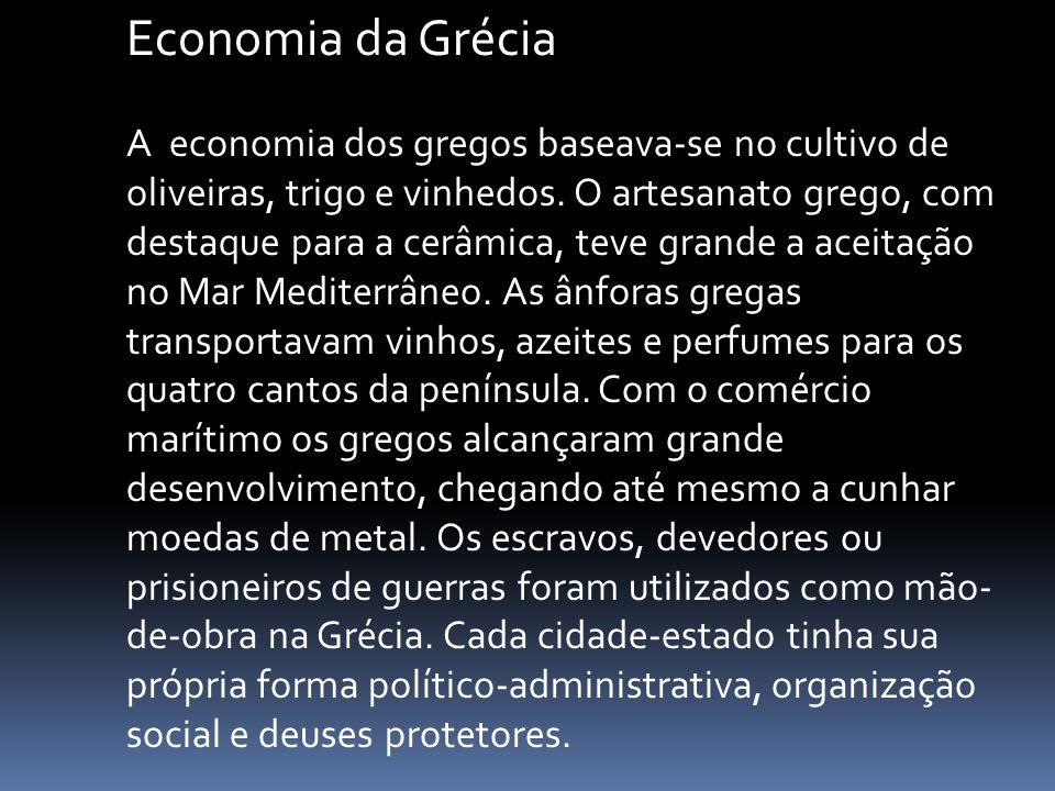 Economia da Grécia