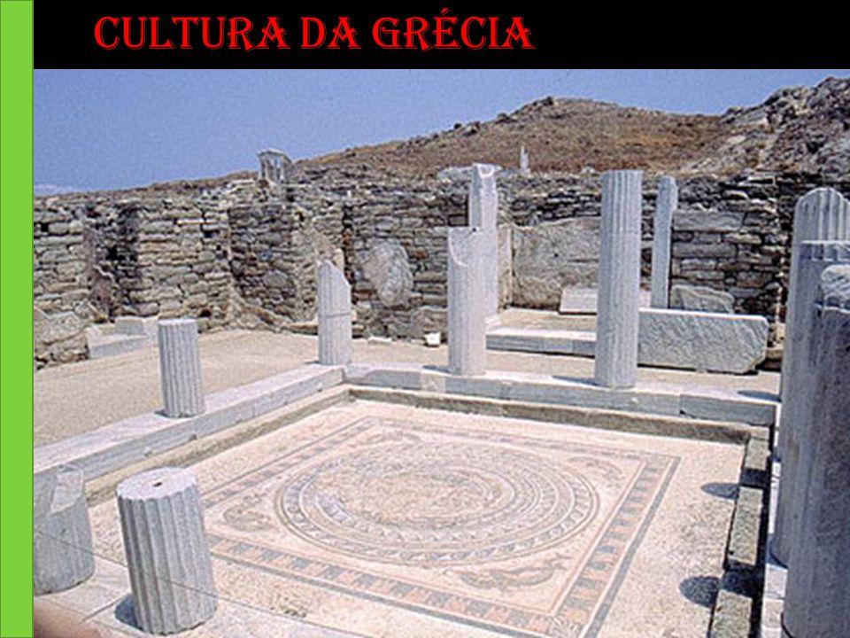Cultura da Grécia