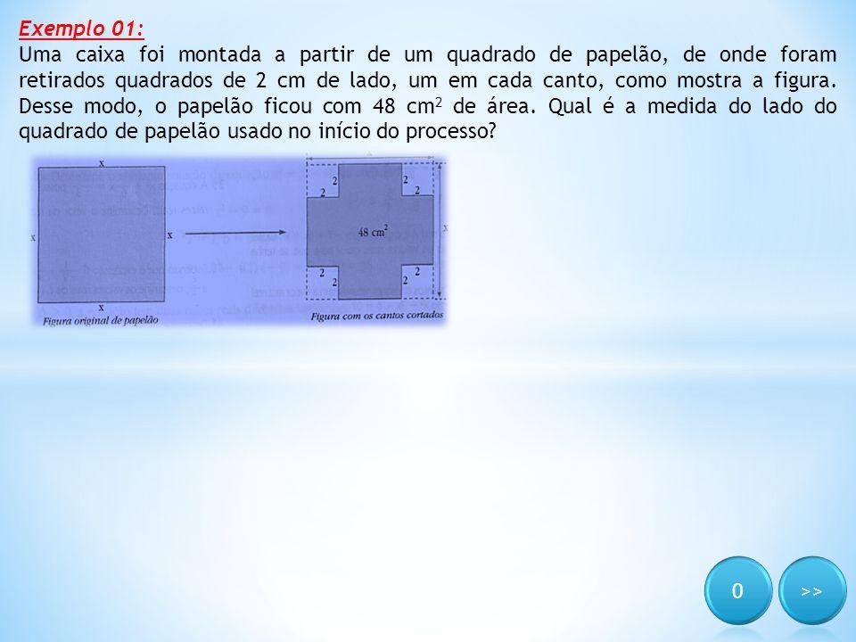 Exemplo 01: