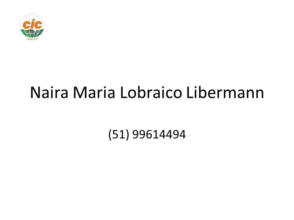 Naira Maria Lobraico Libermann