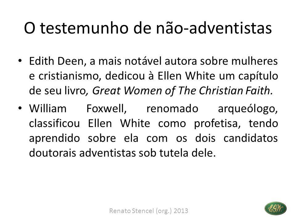 O testemunho de não-adventistas