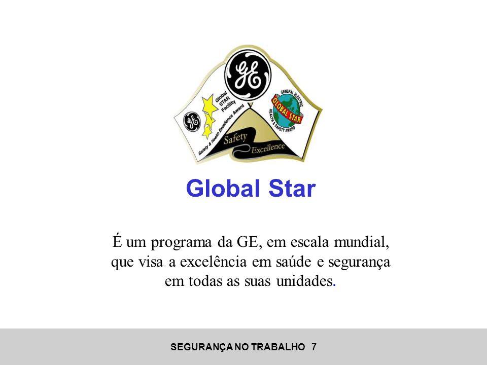 Global Star É um programa da GE, em escala mundial,