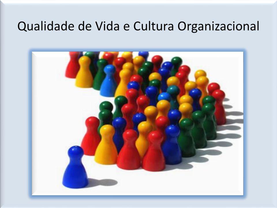Qualidade de Vida e Cultura Organizacional