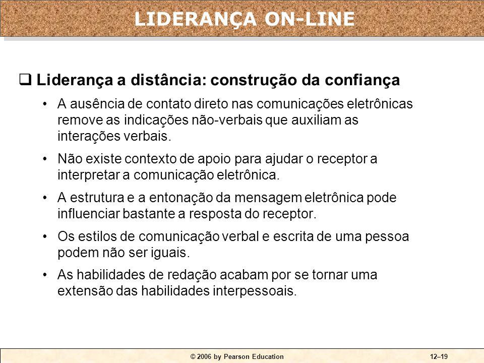 DESAFIOS PARA A CONCEITUAÇÃO DE LIDERANÇA