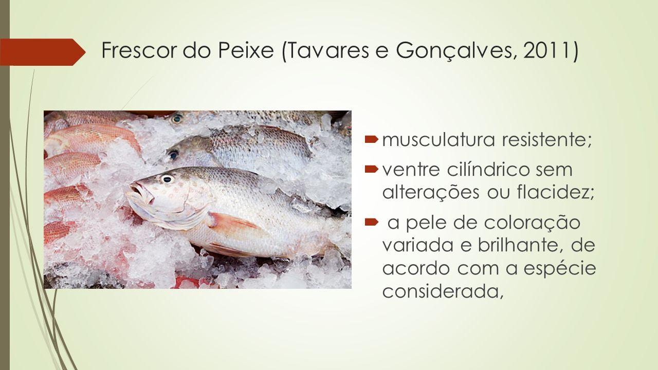 Frescor do Peixe (Tavares e Gonçalves, 2011)