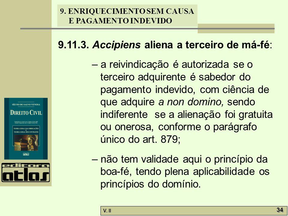 9.11.3. Accipiens aliena a terceiro de má-fé: