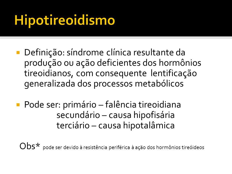 Hipotireoidismo