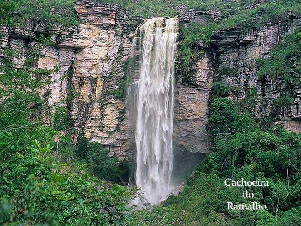 Cachoeira do Ramalho