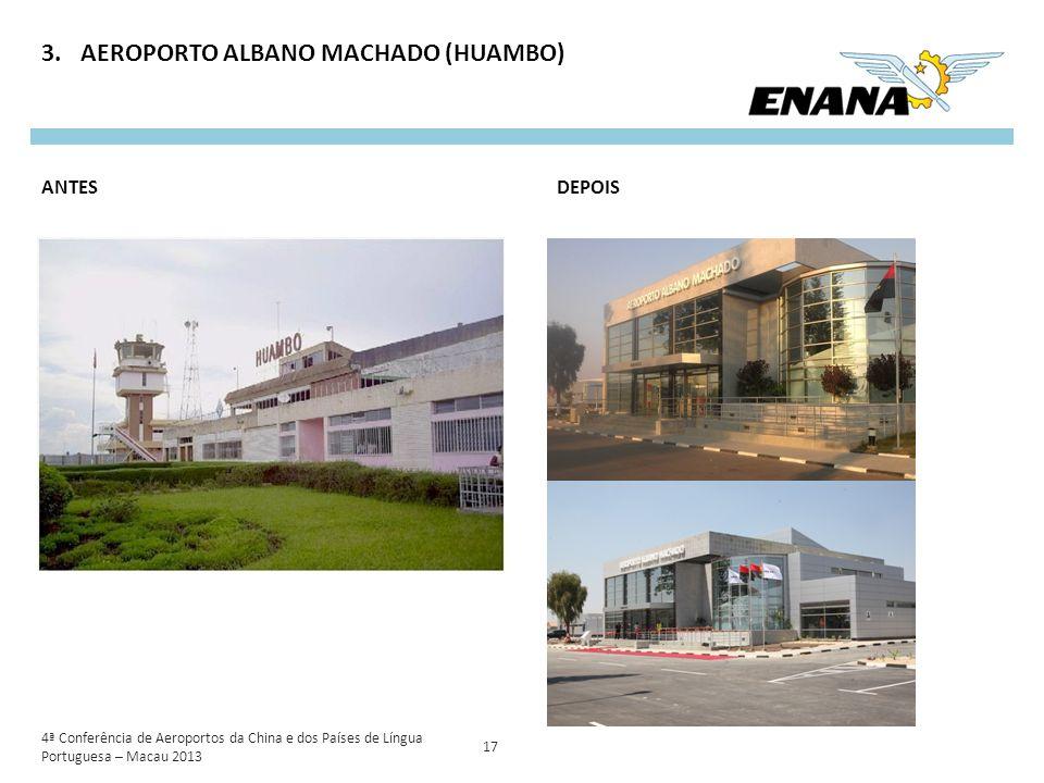 AEROPORTO ALBANO MACHADO (HUAMBO)