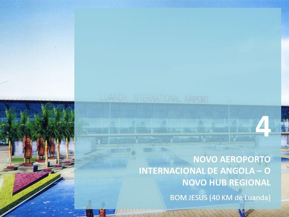 4 NOVO AEROPORTO INTERNACIONAL DE ANGOLA – O NOVO HUB REGIONAL