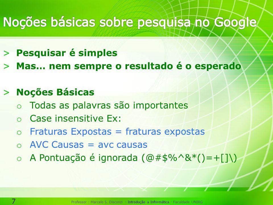 Noções básicas sobre pesquisa no Google