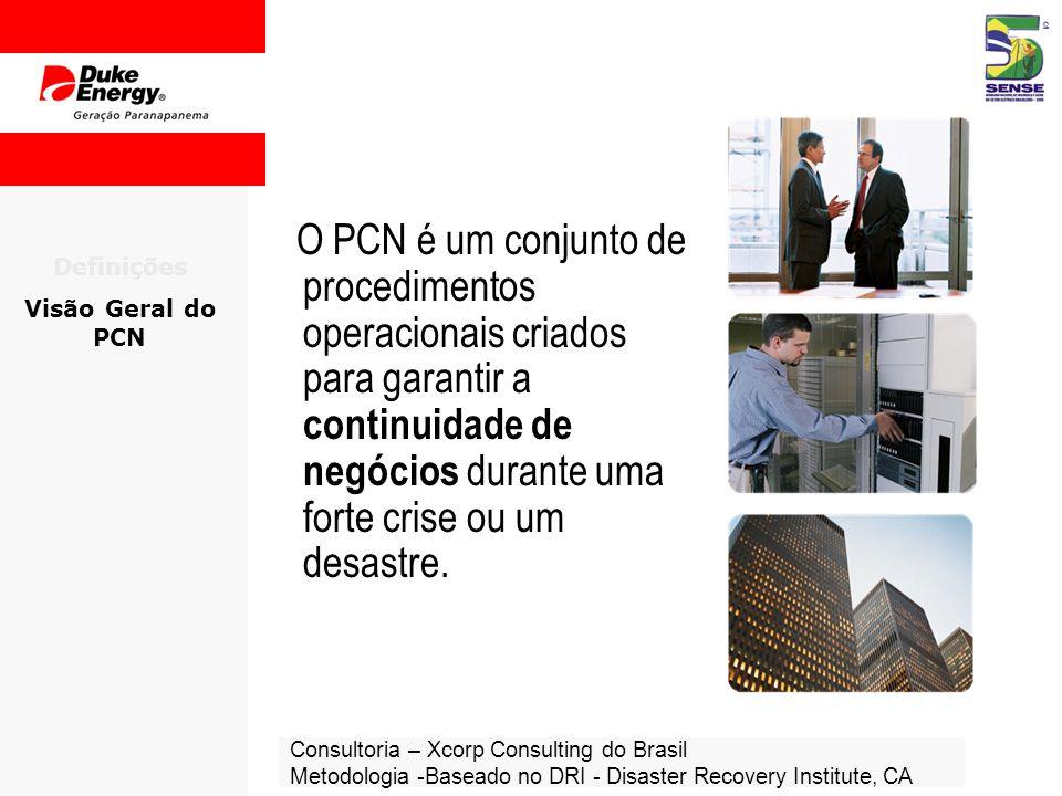 Definições Visão Geral do PCN.