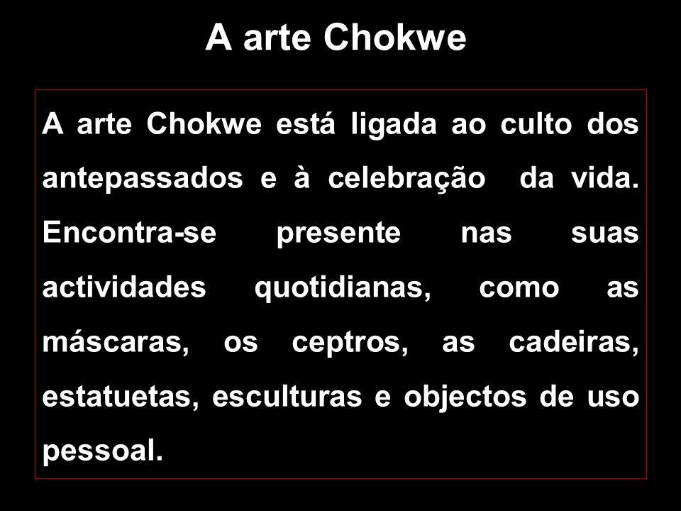 A arte Chokwe