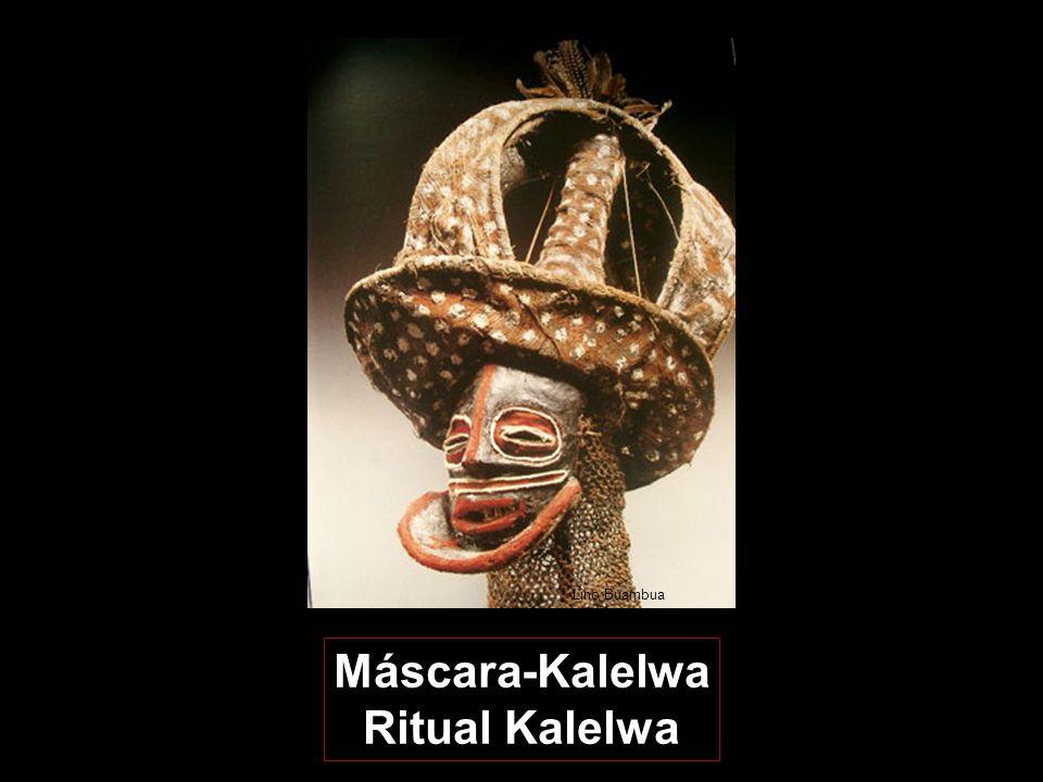 Máscara-Kalelwa Ritual Kalelwa