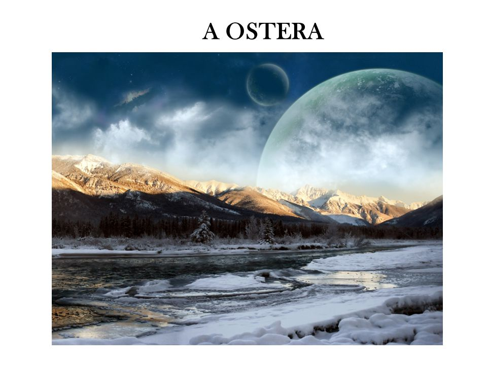 A OSTERA