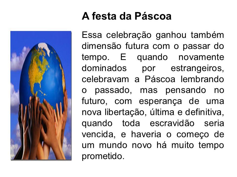 A festa da Páscoa