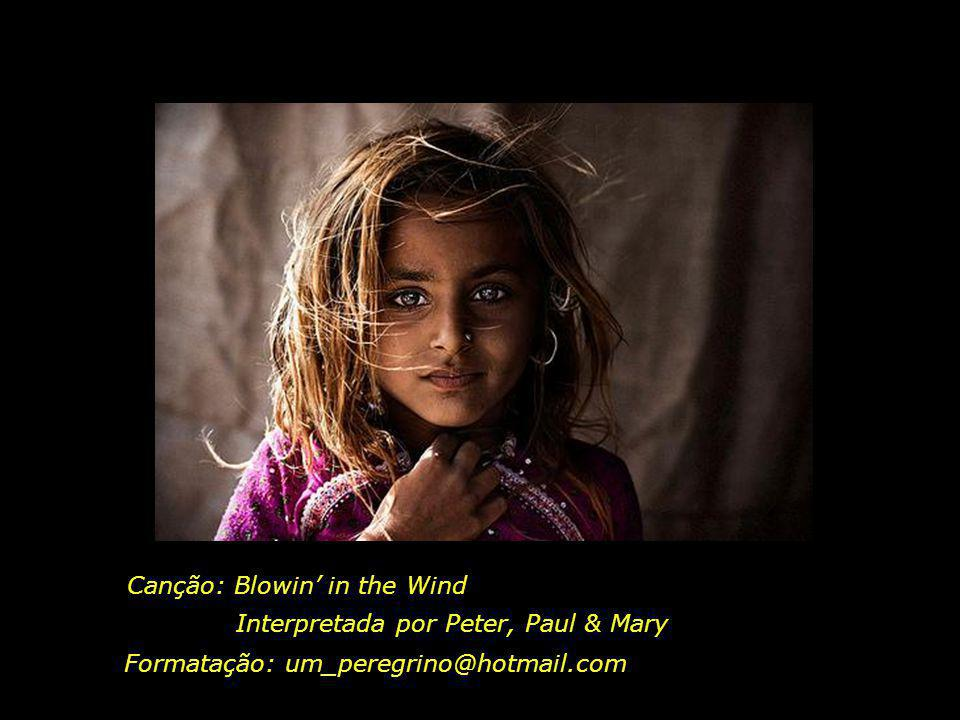 Canção: Blowin' in the Wind
