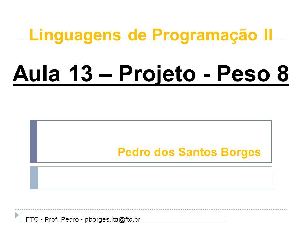 Linguagens de Programação II