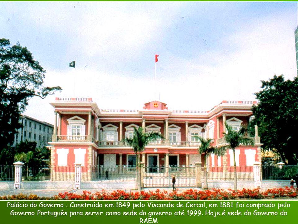 Palácio do Governo .