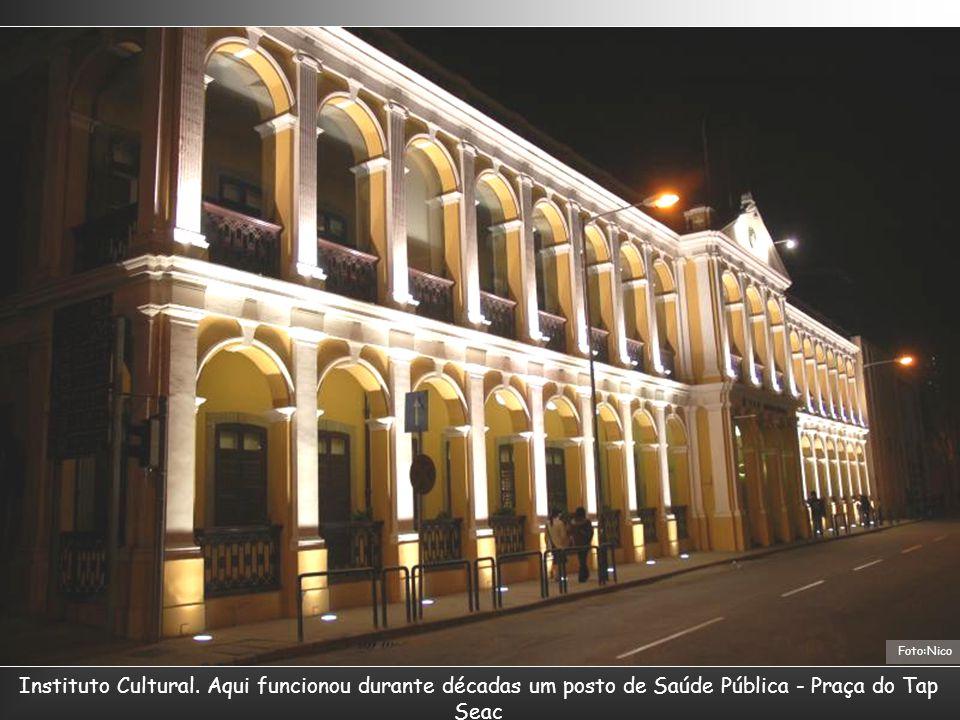 Foto:Nico Instituto Cultural.