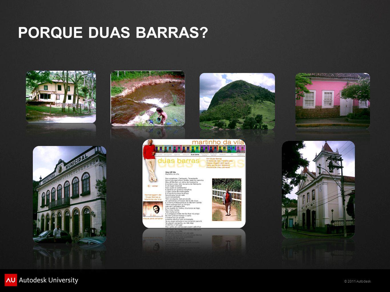 PORQUE DUAS BARRAS