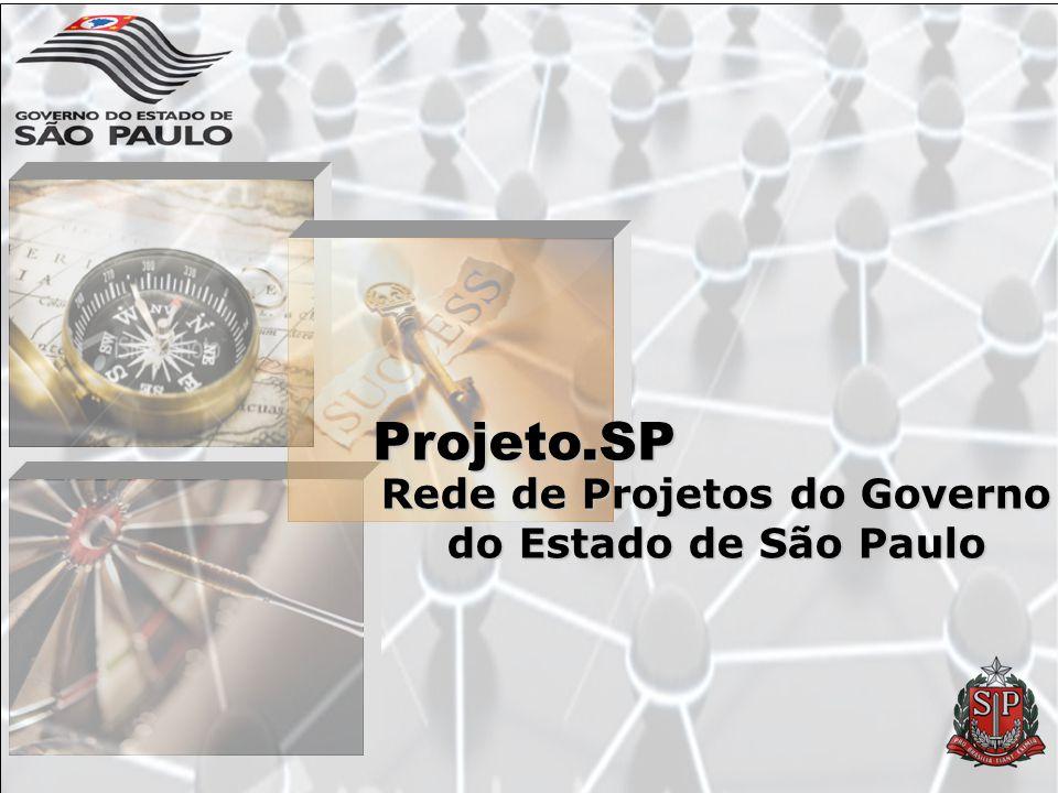 Rede de Projetos do Governo do Estado de São Paulo