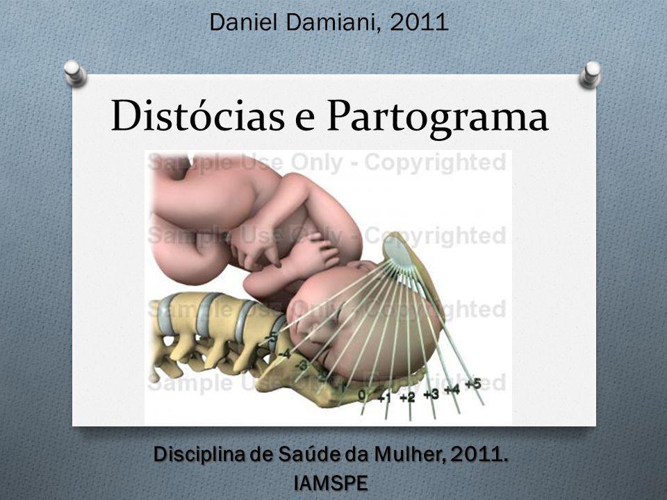Distócias e Partograma
