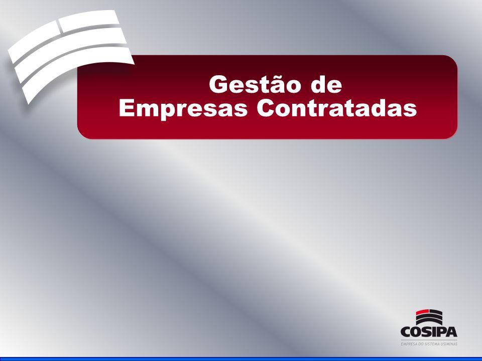 Gestão de Empresas Contratadas