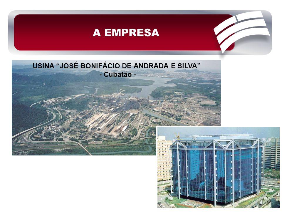 USINA JOSÉ BONIFÁCIO DE ANDRADA E SILVA