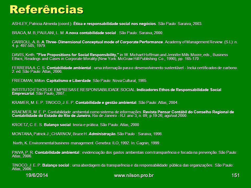 Referências 02/04/2017 www.nilson.pro.br