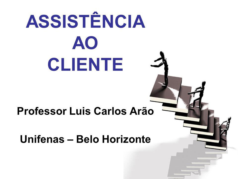 ASSISTÊNCIA AO CLIENTE