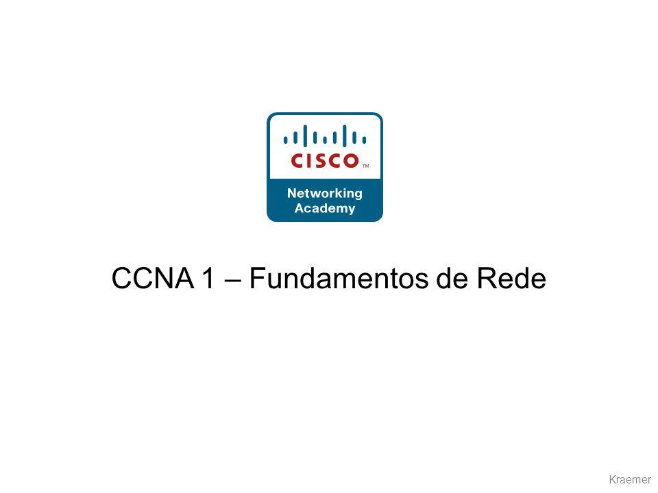 CCNA 1 – Fundamentos de Rede