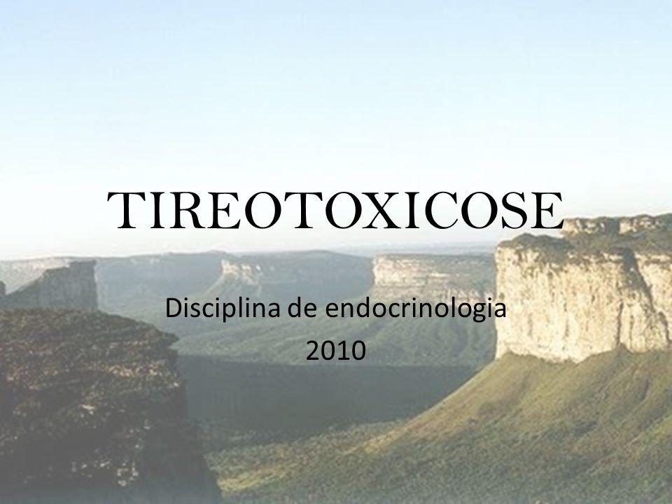 Disciplina de endocrinologia 2010