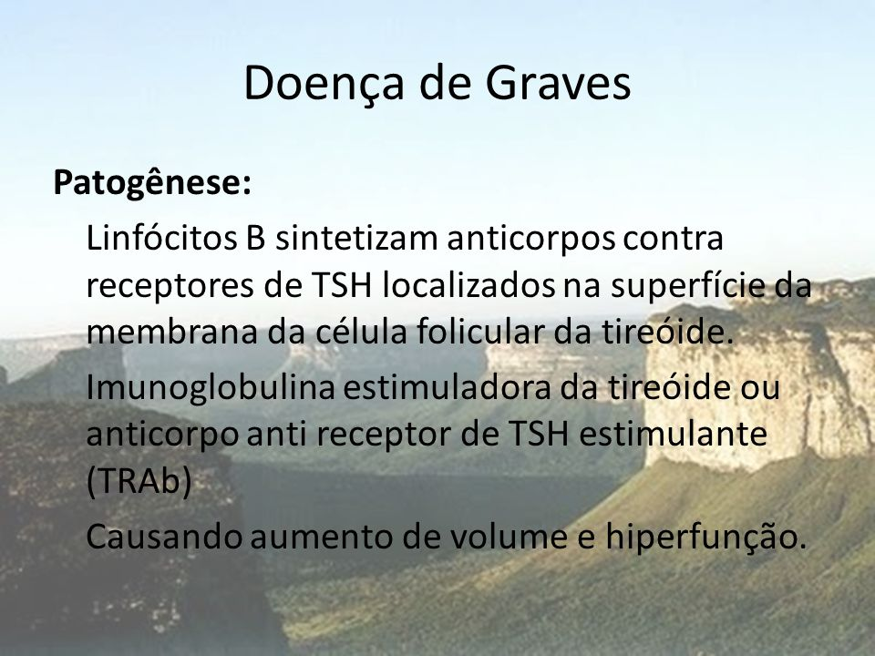 Doença de Graves