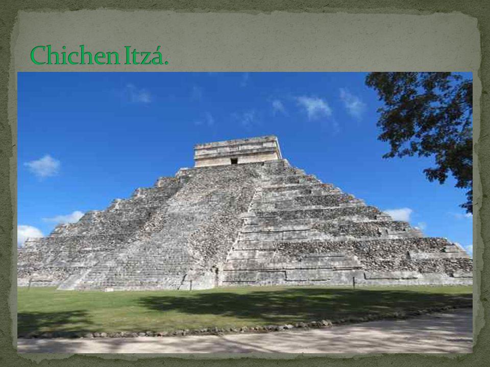 Chichen Itzá. Chichen Itzá,