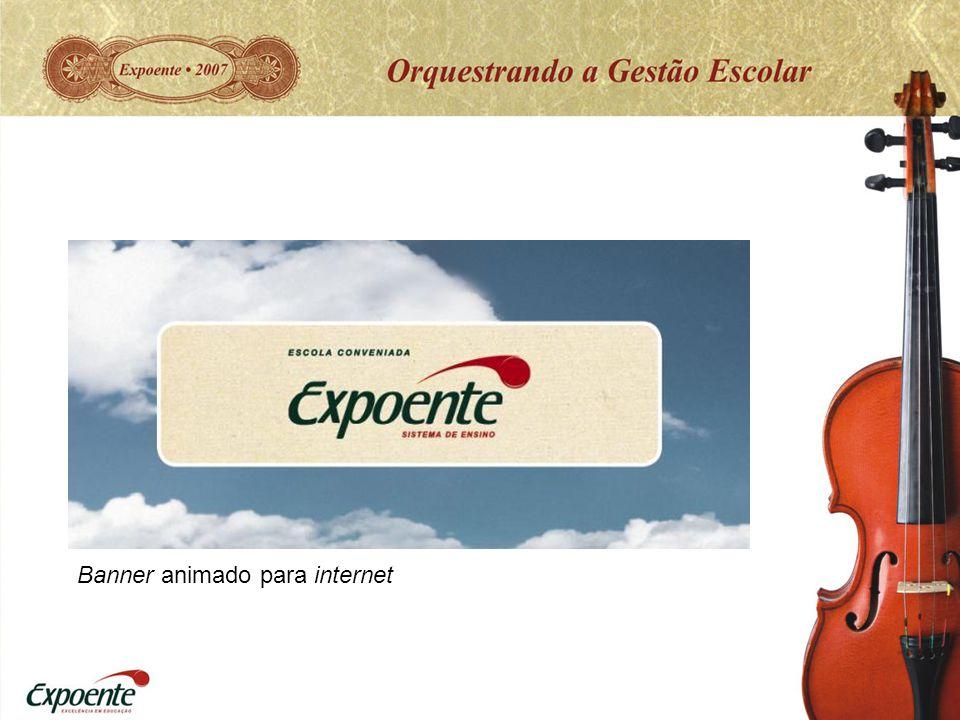 Banner animado para internet