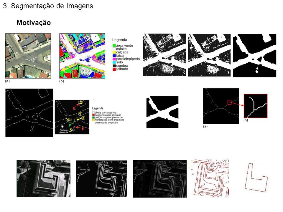 3. Segmentação de Imagens