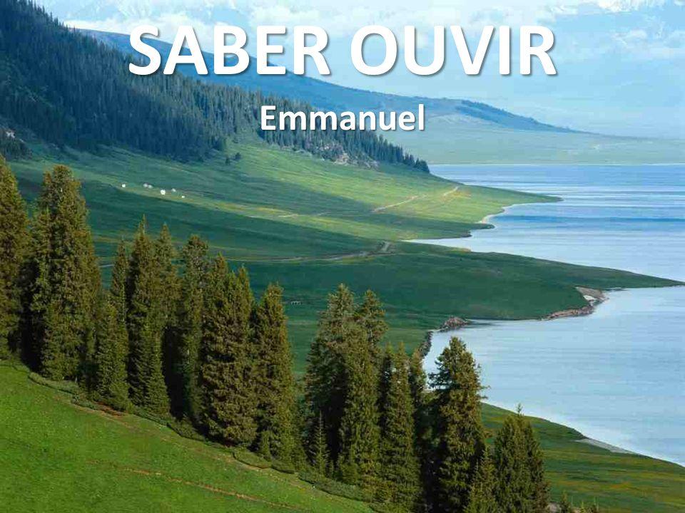 SABER OUVIR Emmanuel