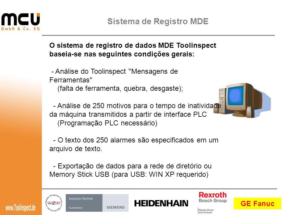 Sistema de Registro MDE